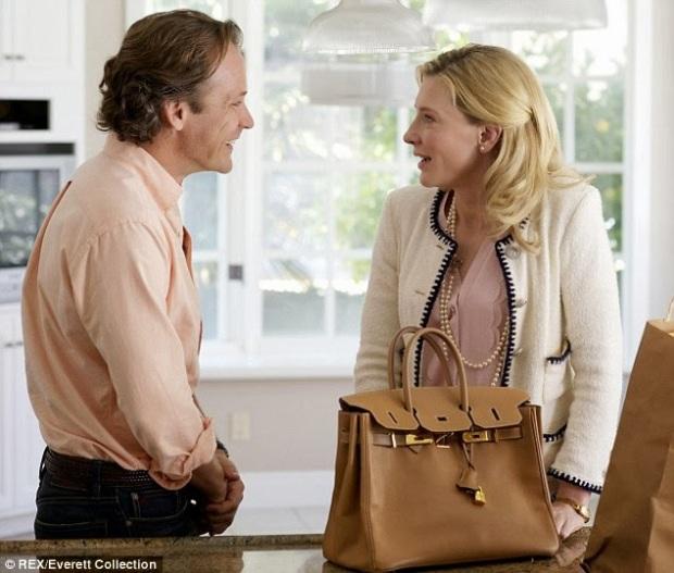 Cate Blanchett in Blue Jasmine, Chanel jacket
